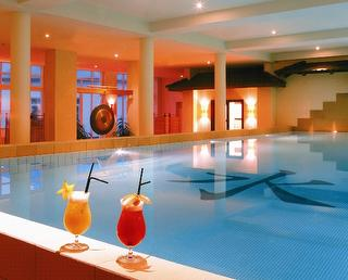 Spa &Wellness Bereich