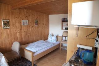 Einzelzimmer linke Seite