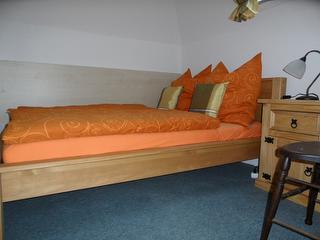 Schlafzimmer kleine Wohnung