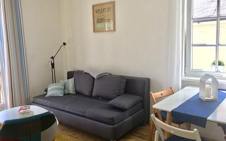 Ansicht zum Wohnzimmer / Urheber: Janett Reschke