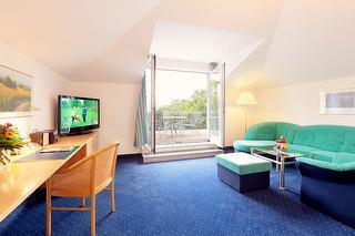 Suite Maisonette, Wohnbereich (obere Etage)