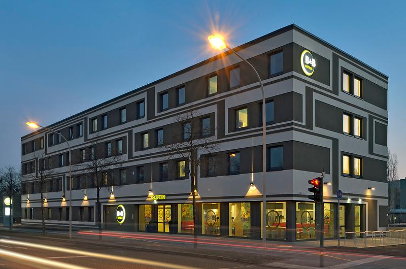 Außenansicht / Urheber: B&B Hotels GmbH / Rechteinhaber: © B&B Hotels GmbH