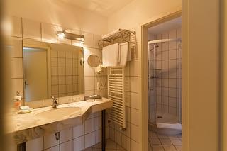 Badezimmer Junior-Suite