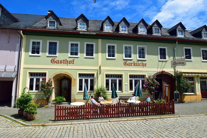 Hotel & Gasthof Garkueche