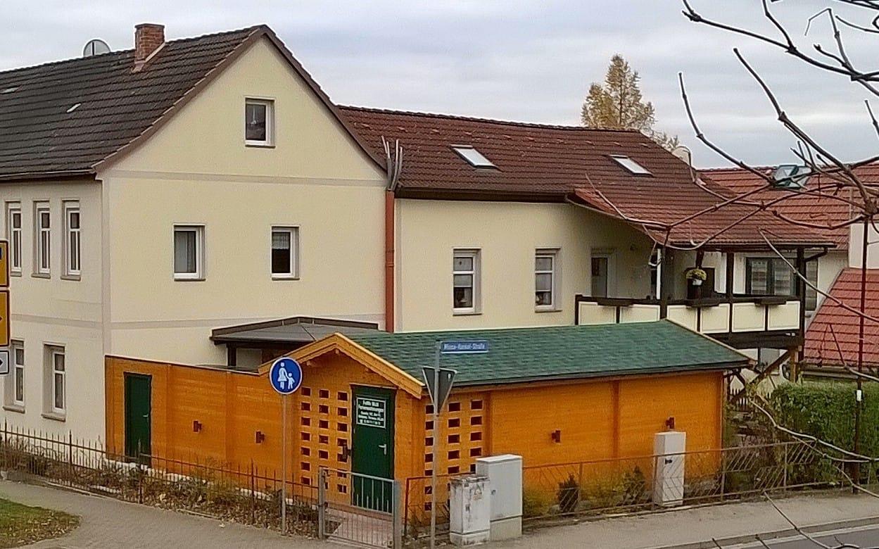 Ferienwohnung Mülli (Bad Frankenhausen). FW2