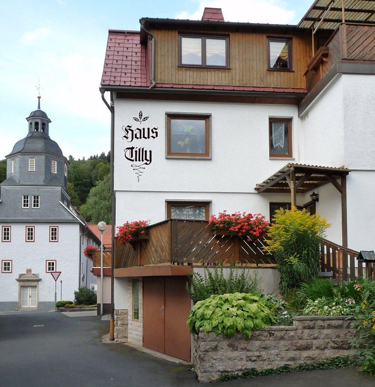 Haus Tilly (Steinbach-Hallenberg, OT Oberschö