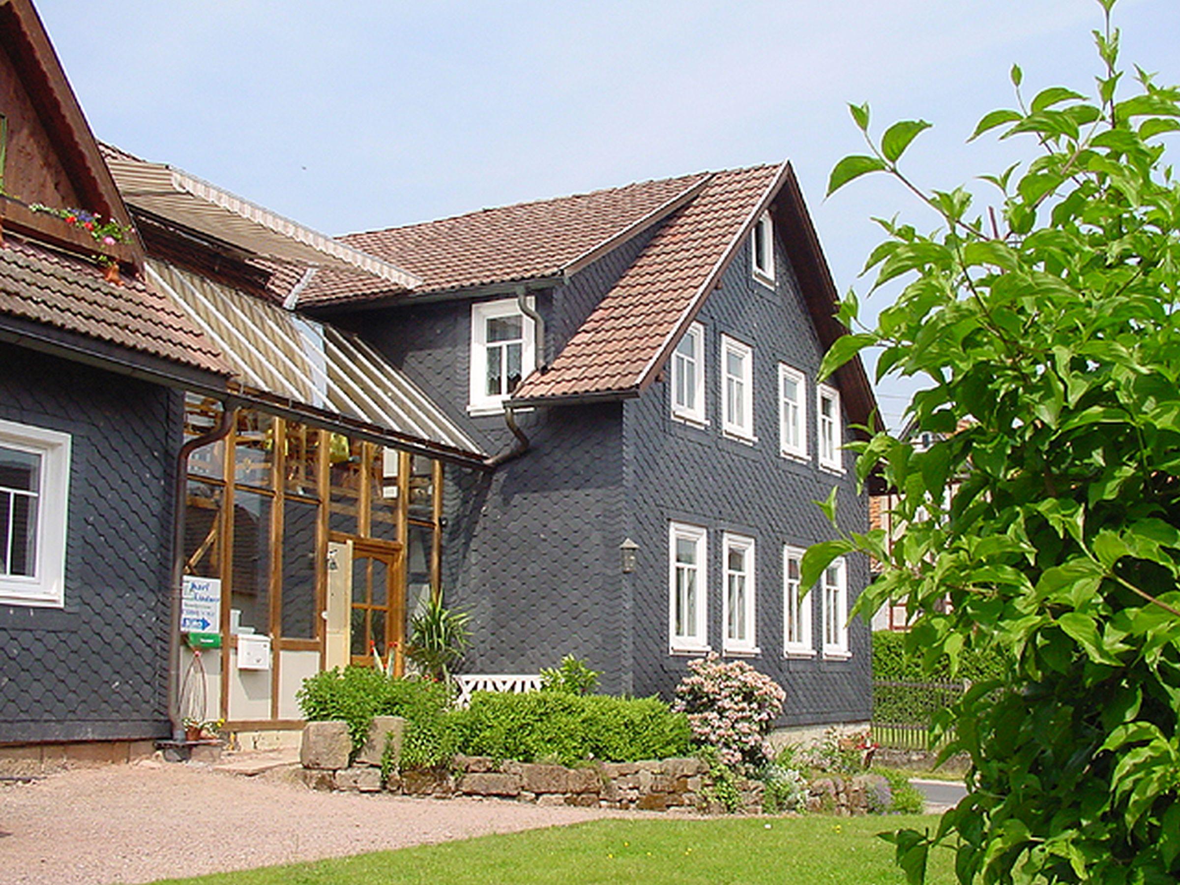 Ferienwohnung Lindner (Schleusingen / OT Erlau). F