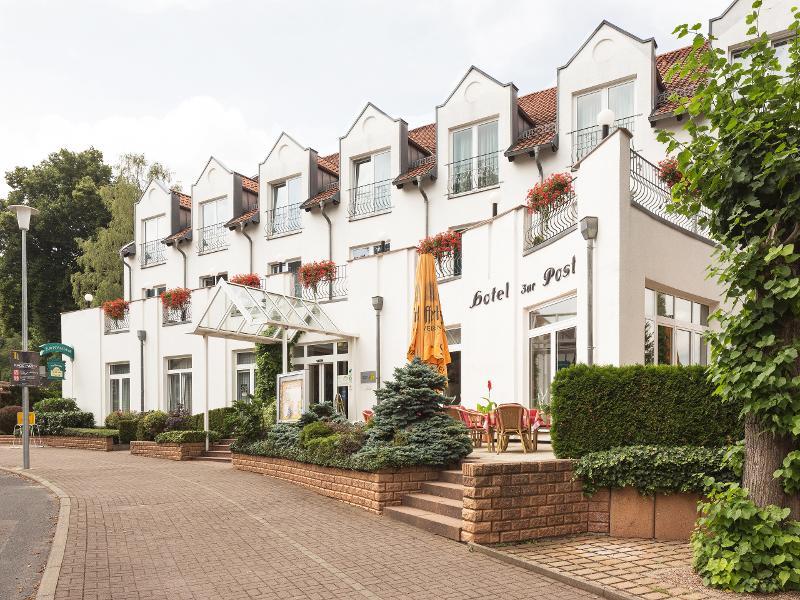 Akzent Hotel Zur Post Tabarz