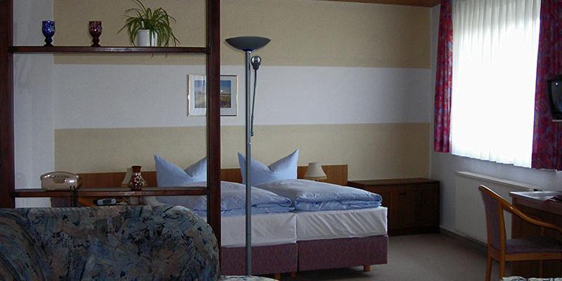Hotel zum Gründle Zimmerbeispiel