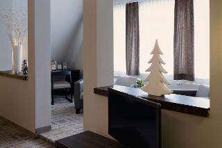 Villa Silva Oberhof Apartment, Suite Wohnraum / Rechteinhaber: © Villa Silva Oberhof