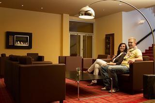 Berghotel Oberhof Hotellobby