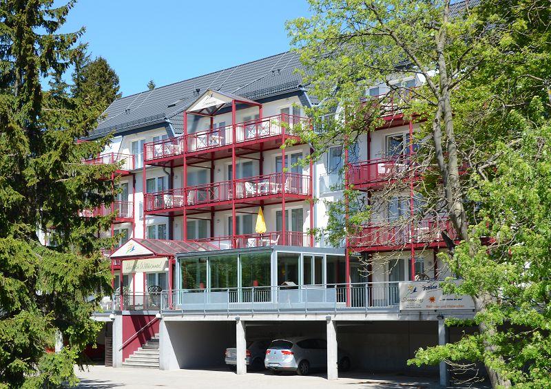 Chalet Sonnenhang Oberhof (Oberhof). FW2 Ferienwoh