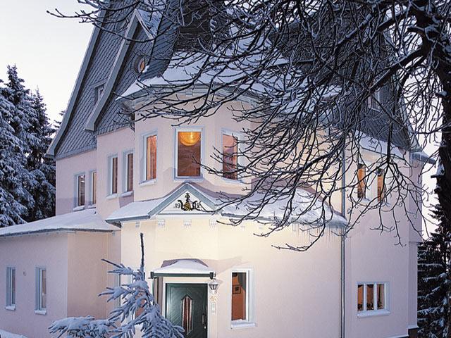 Ferienwohnung Bobhaus (Oberhof). Nr.3 Ferienwohnun