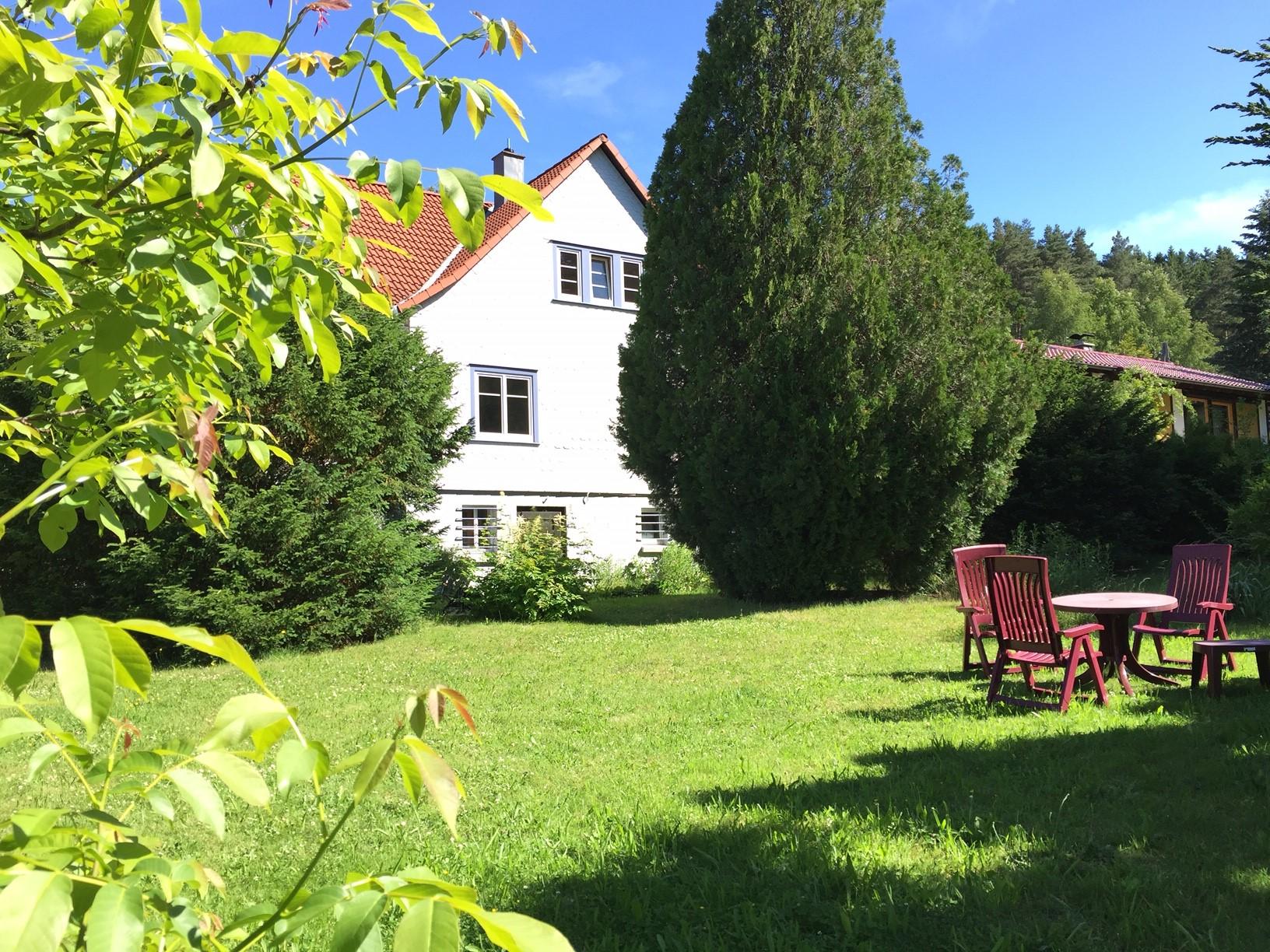 Ferienwohnungen Malvenhaus (Bad Tabarz). FW2 Ferie Ferienwohnung in Thüringen