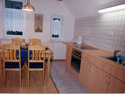 Holiday apartment Eiche (Floh-Seligenthal OTKleinschmalkalden). FW4 Eiche (2715734), Floh-Seligenthal, Thuringian Forest, Thuringia, Germany, picture 4