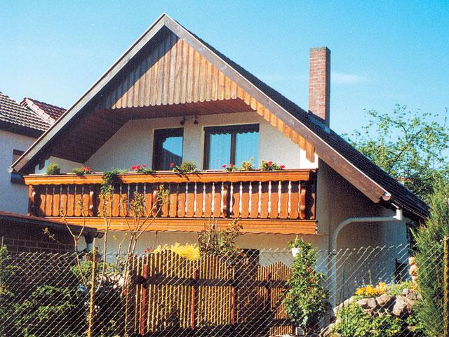 Holiday house Börner (Floh-Seligenthal OT Struth-Helmershof). FH2 mit zwei Räumen (2726104), Floh-Seligenthal, Thuringian Forest, Thuringia, Germany, picture 2