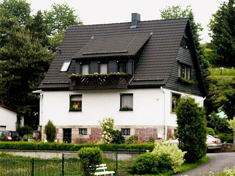 Holiday house Bartos (Floh-Seligenthal OT Struth-Helmershof). FH2 mit zwei Räumen (2715735), Floh-Seligenthal, Thuringian Forest, Thuringia, Germany, picture 6