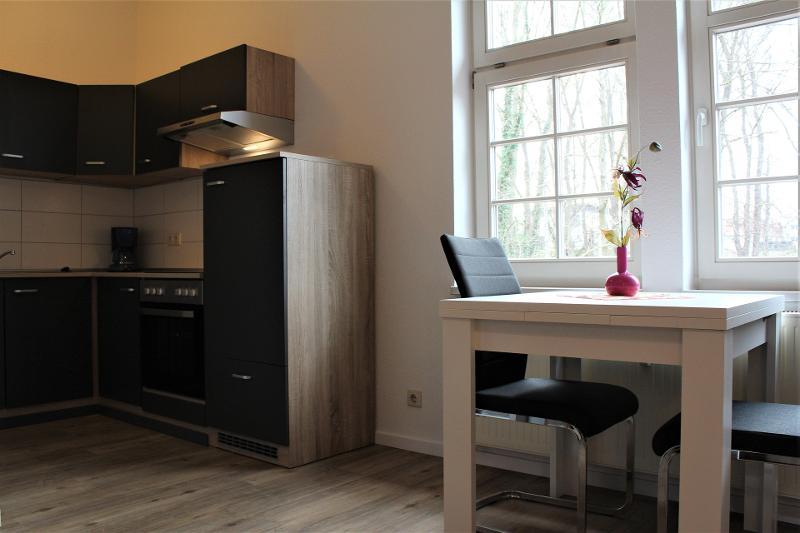 Küche und Essbereich Bad Nr. 1
