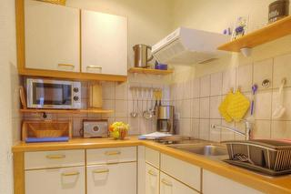 Ferienwohnung Bob - Küche