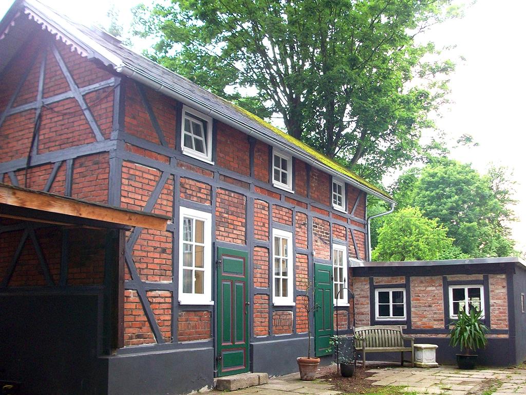 Badehaus Villa Friedrichs (Ilmenau). Ferienhaus- 1