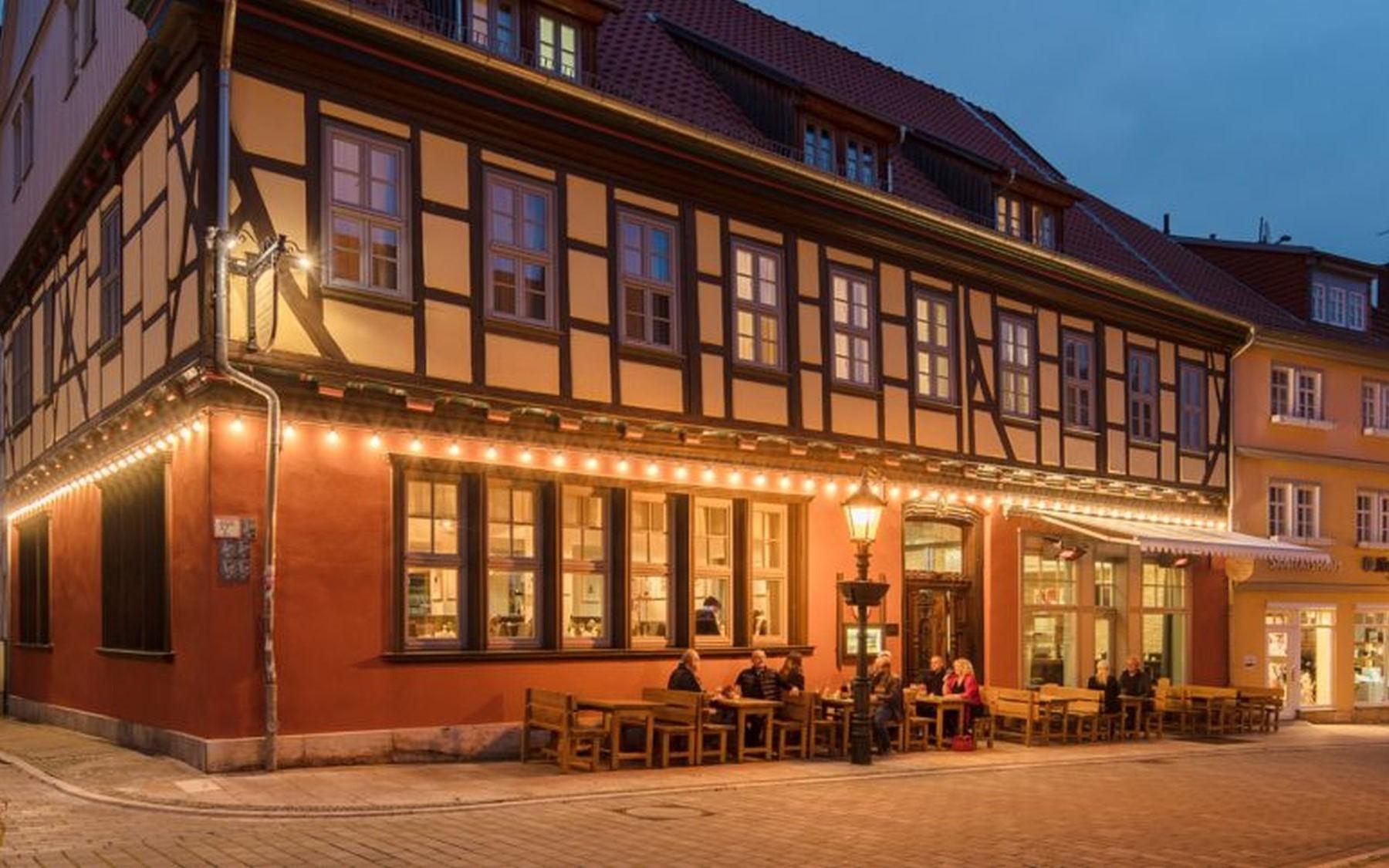 Hotel Mühlhäuser Hof (Mühlhausen).