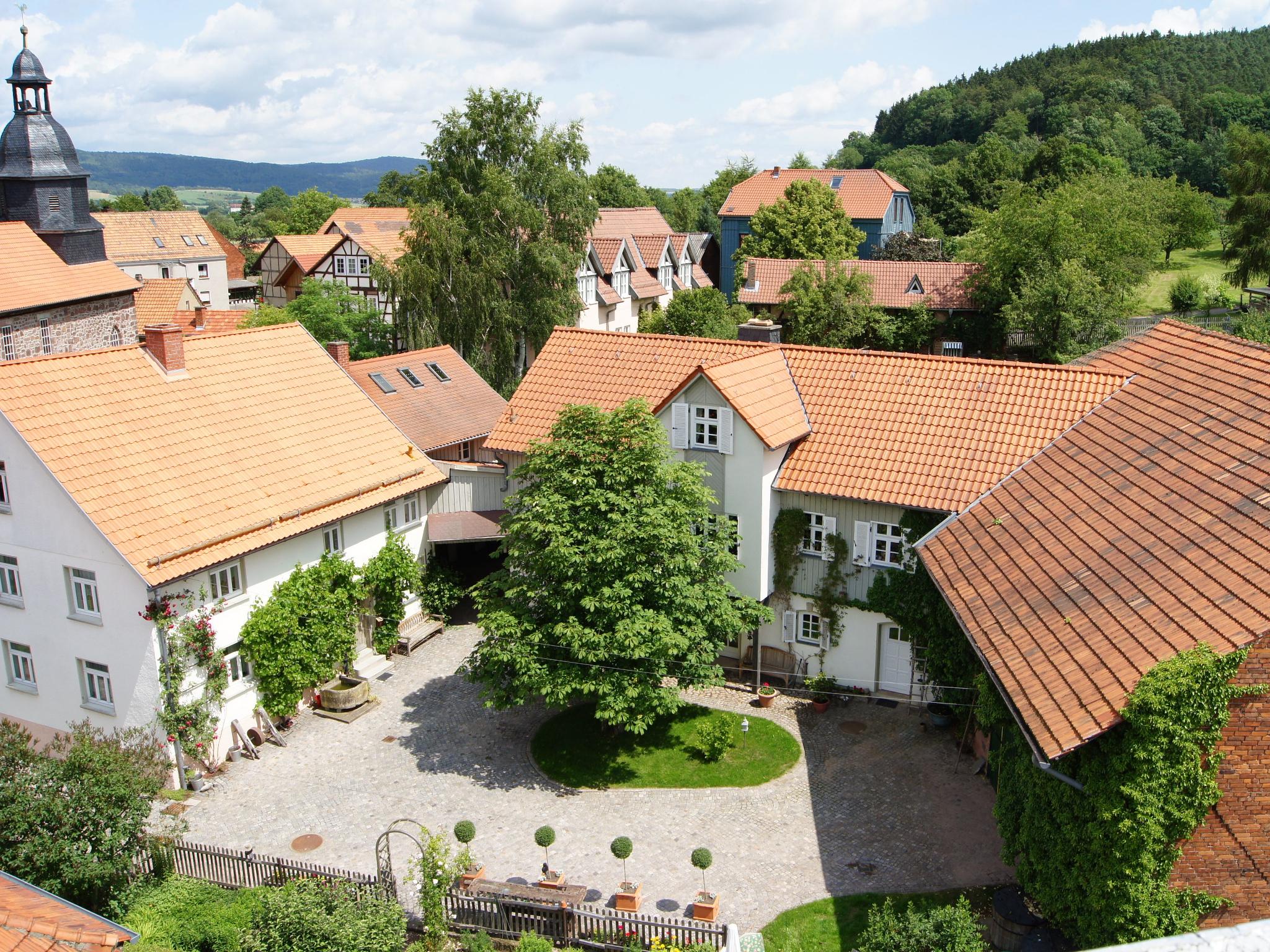 Ferienappartmenthaus Kirchhof (Sallmannshausen). F