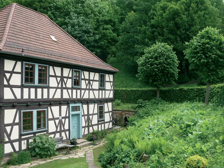 Holiday apartment Ferienwohnungen in der Lindenmühle (Bad Liebenstein (OT Schweina)). Ferienwohnung Lindenmü (2726189), Bad Liebenstein, Thuringian Forest, Thuringia, Germany, picture 9