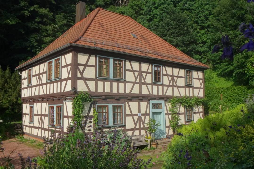 Holiday apartment Ferienwohnungen in der Lindenmühle (Bad Liebenstein (OT Schweina)). Ferienwohnung Lindenmü (2726189), Bad Liebenstein, Thuringian Forest, Thuringia, Germany, picture 10
