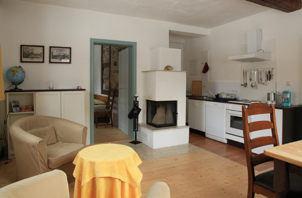 Holiday apartment Ferienwohnungen in der Lindenmühle (Bad Liebenstein (OT Schweina)). Ferienwohnung Lindenmü (2726189), Bad Liebenstein, Thuringian Forest, Thuringia, Germany, picture 12