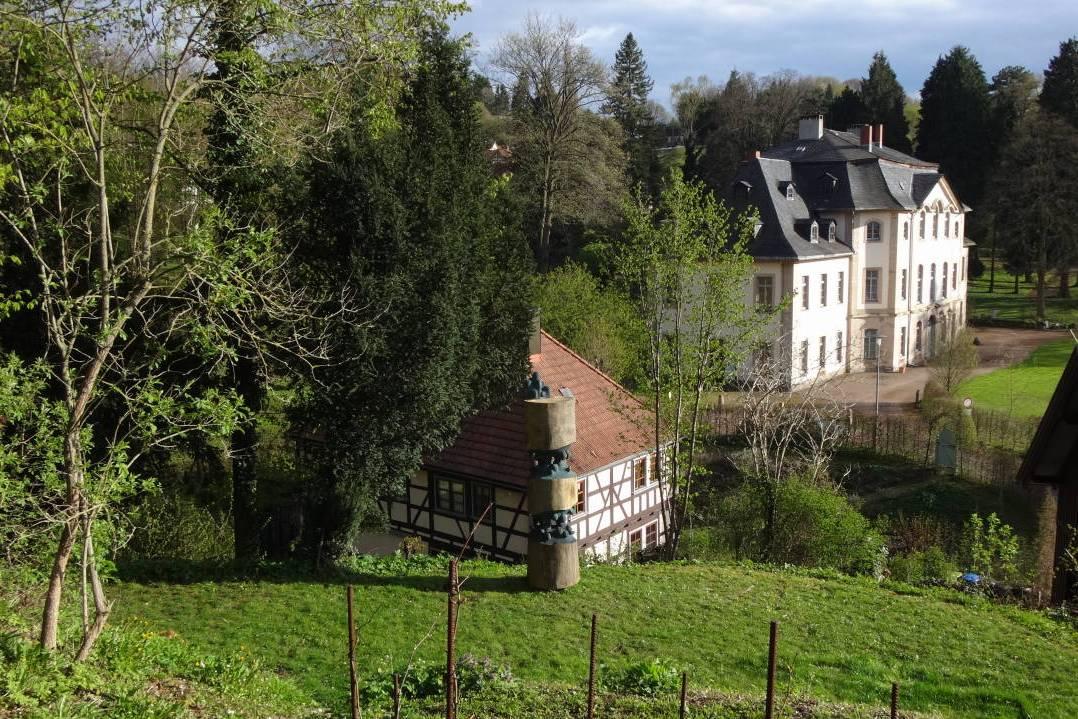 Holiday apartment Ferienwohnungen in der Lindenmühle (Bad Liebenstein (OT Schweina)). Ferienwohnung Lindenmü (2726189), Bad Liebenstein, Thuringian Forest, Thuringia, Germany, picture 11