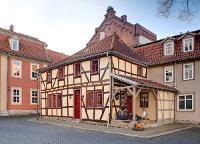 """Ferienwohnung """"Zum Küsterhaus"""""""