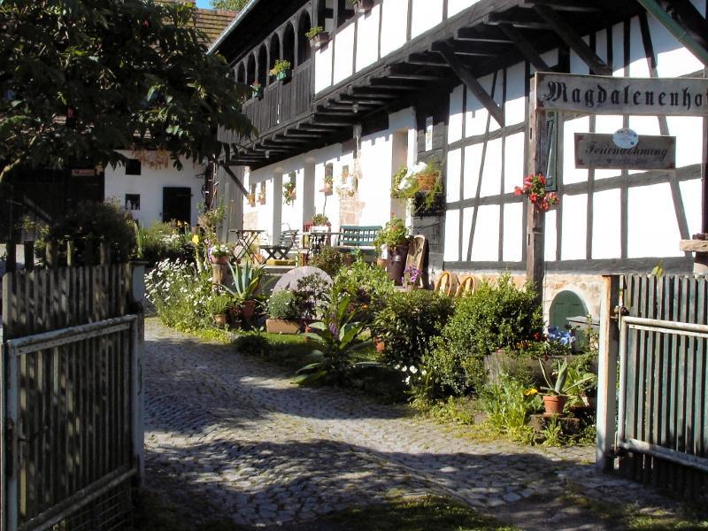 Magdalenenhof Außenansicht
