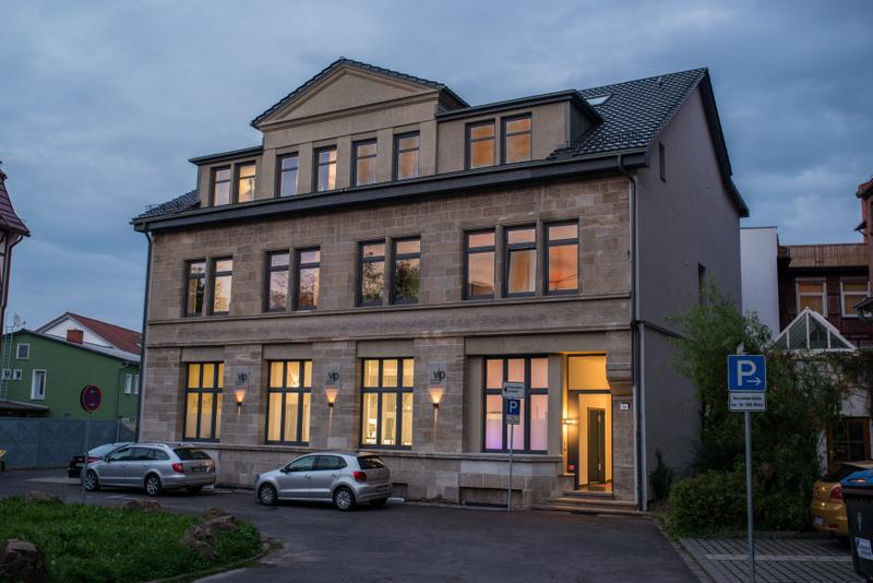 """Stadthaus """"Klein Venedig"""" (Eisenach). FW Ferienwohnung in Thüringen"""
