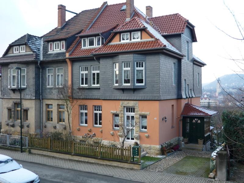 Gästewohnung Kirsch (Jena). Ferienwohnung mit