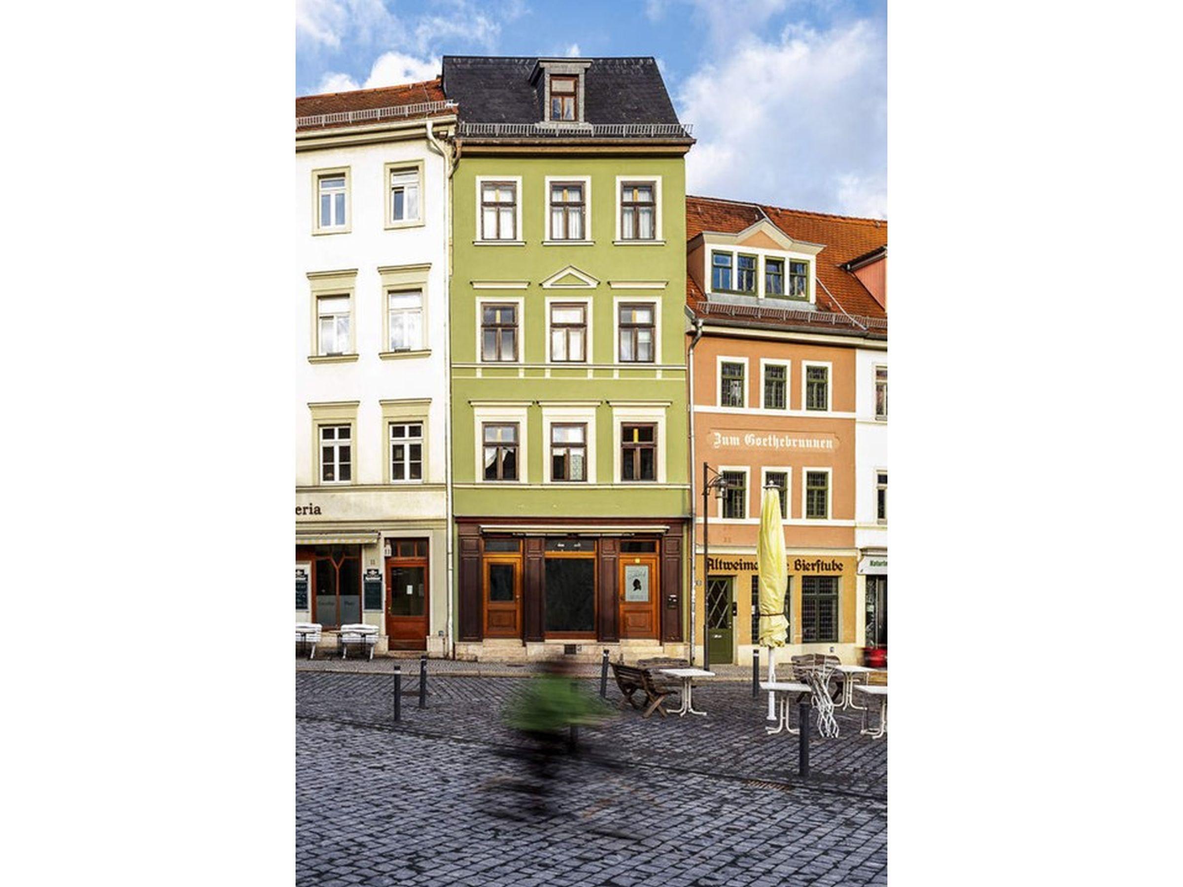 Ferienwohnung Goetheblick (Weimar). Ferienwohnung