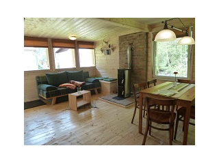 Ferienhaus am Naturcamping Plothental