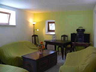 Aufenthaltsraum und 2. Schlafzimmer
