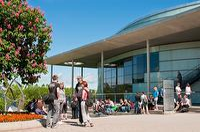 Führung- Technische Universität Ilmenau-Campusführung
