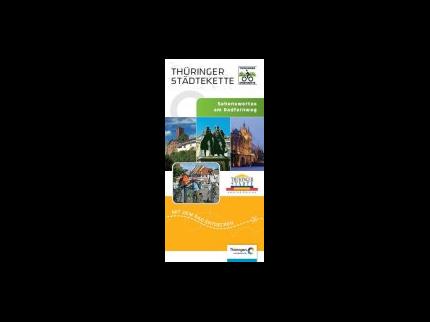 Thüringer Städtekette - Sehenswertes am Radfernweg