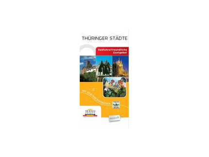 Thüringer Städtekette - Radfreundliche Gastgeber