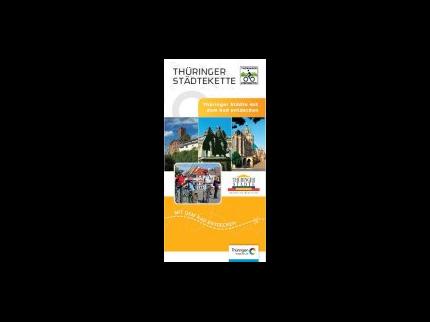 Thüringer Städtekette - Thüringer Städte mit dem Rad entdecken