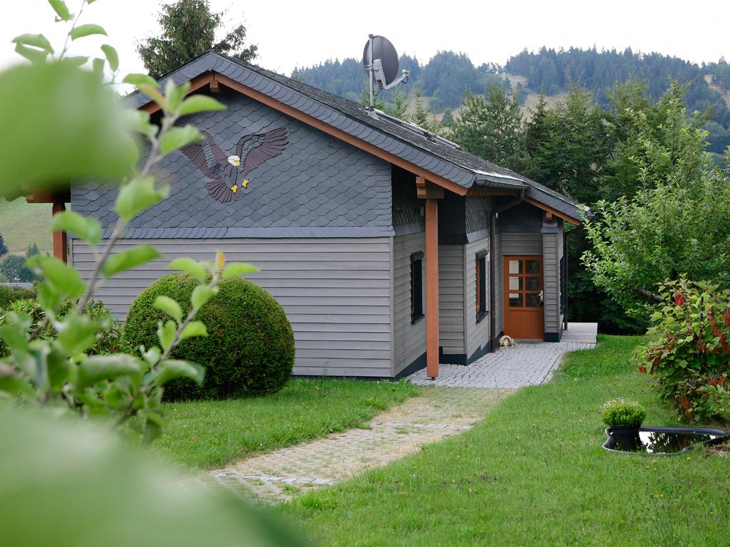 Ferienhaus Eichhorn (Stadt Schwarzatal/ OT Oberwei Ferienhaus in Thüringen