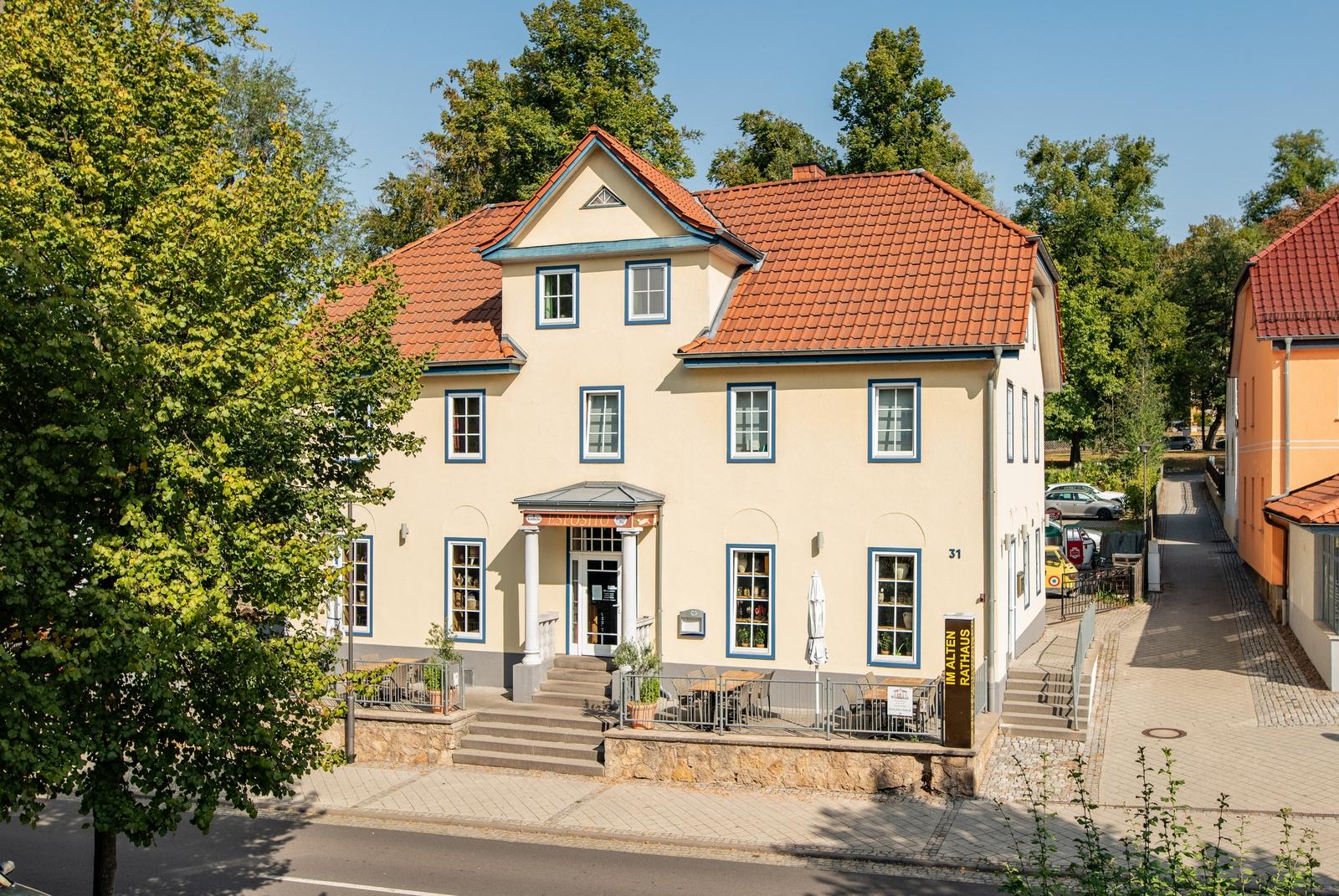 Ferienwohnungen im alten Rathaus (Bad Liebenstein) Ferienwohnung in Thüringen