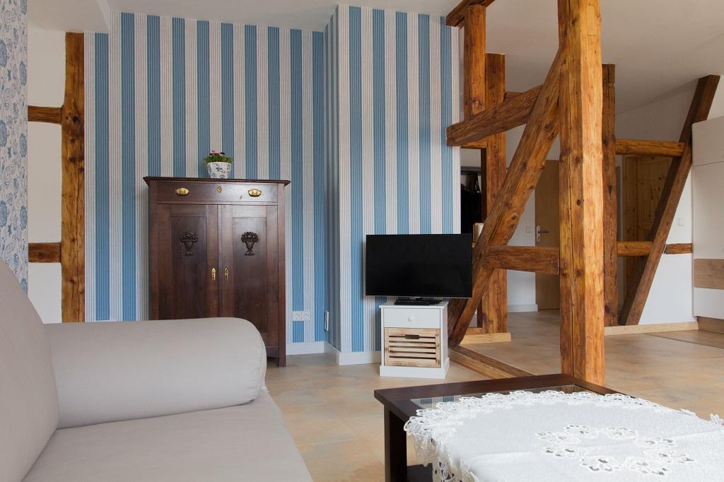Holiday apartment Ferienwohnungen im alten Rathaus (Bad Liebenstein). Ferienwohnung Amtsstube (2716013), Bad Liebenstein, Thuringian Forest, Thuringia, Germany, picture 3