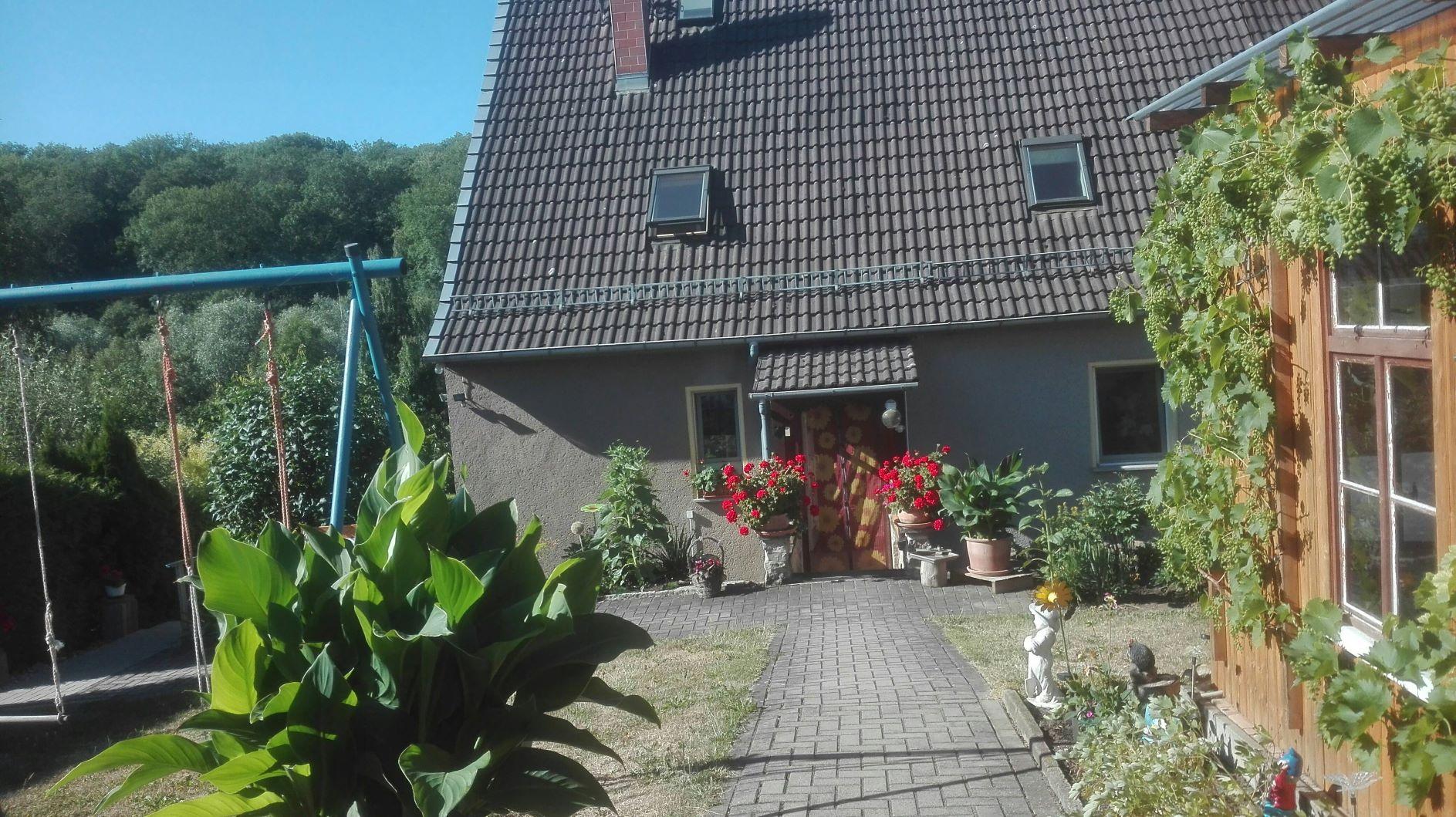 Ferienwohnung Marion Franke (Weimar). Ferienwohnun