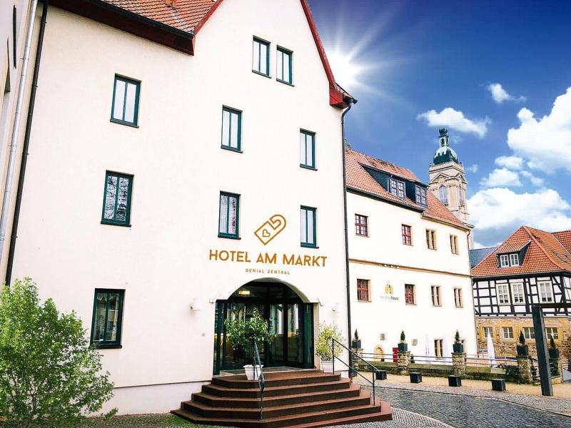 Hotel Am Markt Eisenach Bad Langensalza Mbh Unterkunfte