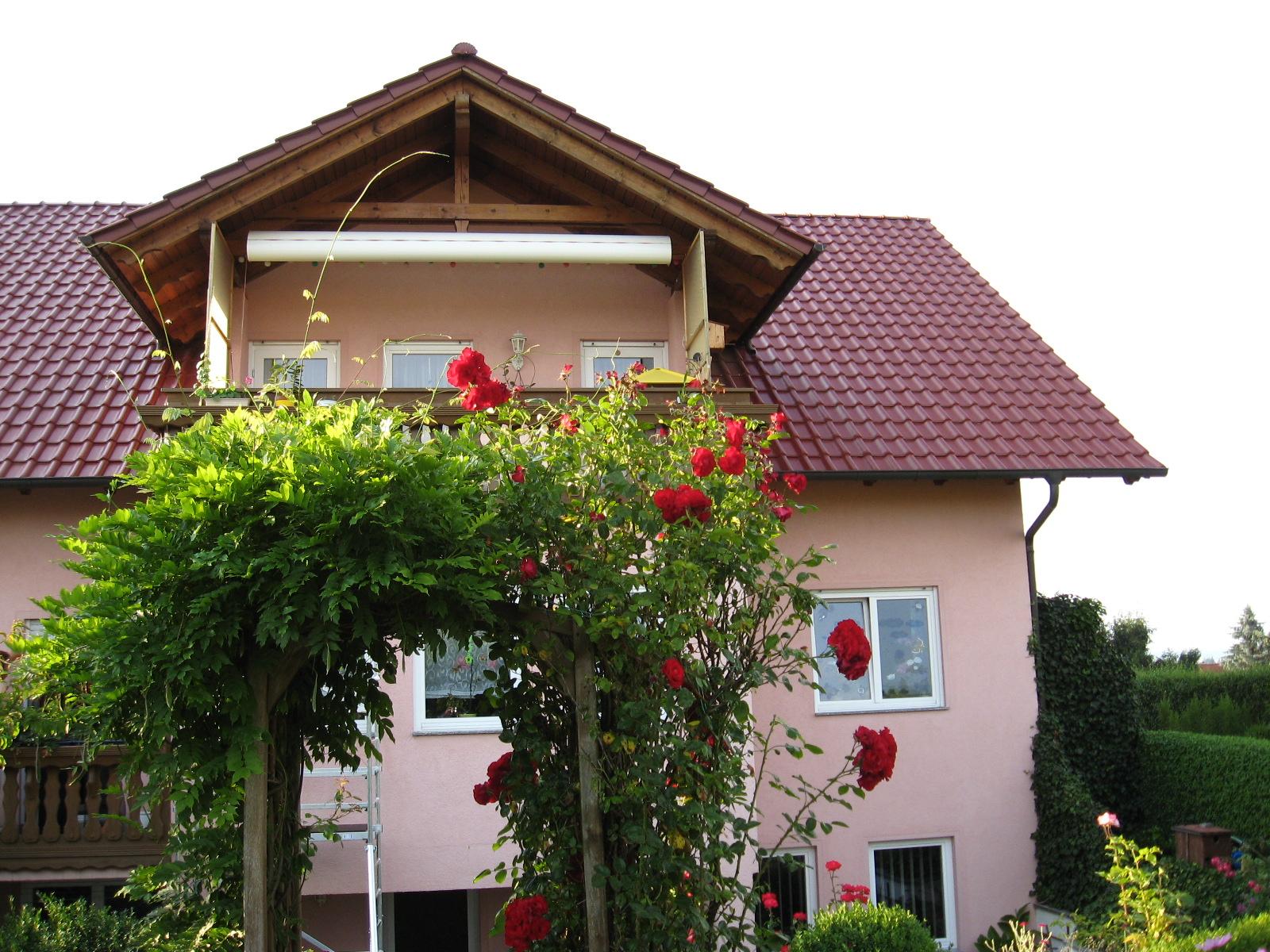 Apartment Ausblick zum Hainich (Mühlhausen).  Ferienwohnung in Thüringen
