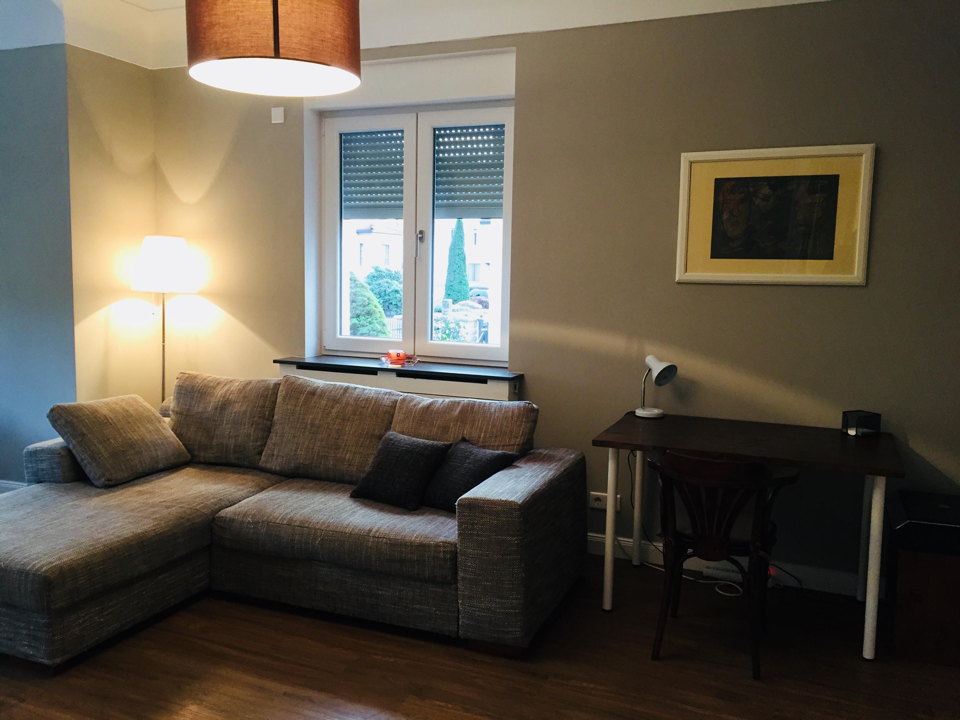 Holiday apartment Villa P18 (Bad Liebenstein). Ferienwohnung mit 2 Schlafräumen, Küche, Dusche (2750623), Bad Liebenstein, Thuringian Forest, Thuringia, Germany, picture 4