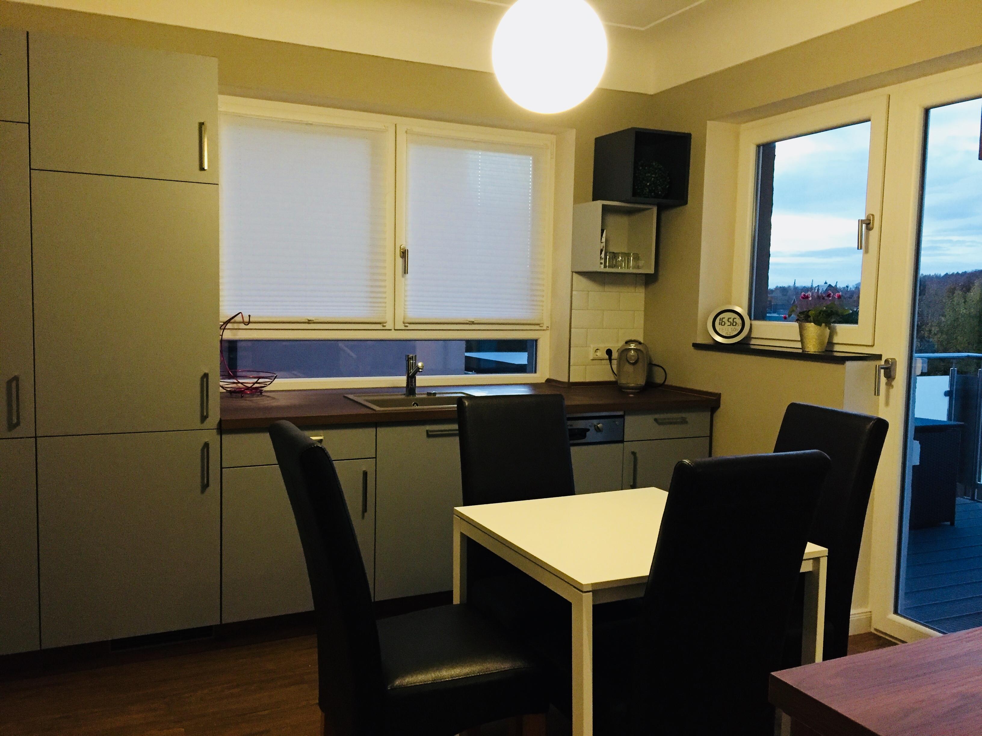 Holiday apartment Villa P18 (Bad Liebenstein). Ferienwohnung mit 2 Schlafräumen, Küche, Dusche (2750623), Bad Liebenstein, Thuringian Forest, Thuringia, Germany, picture 6