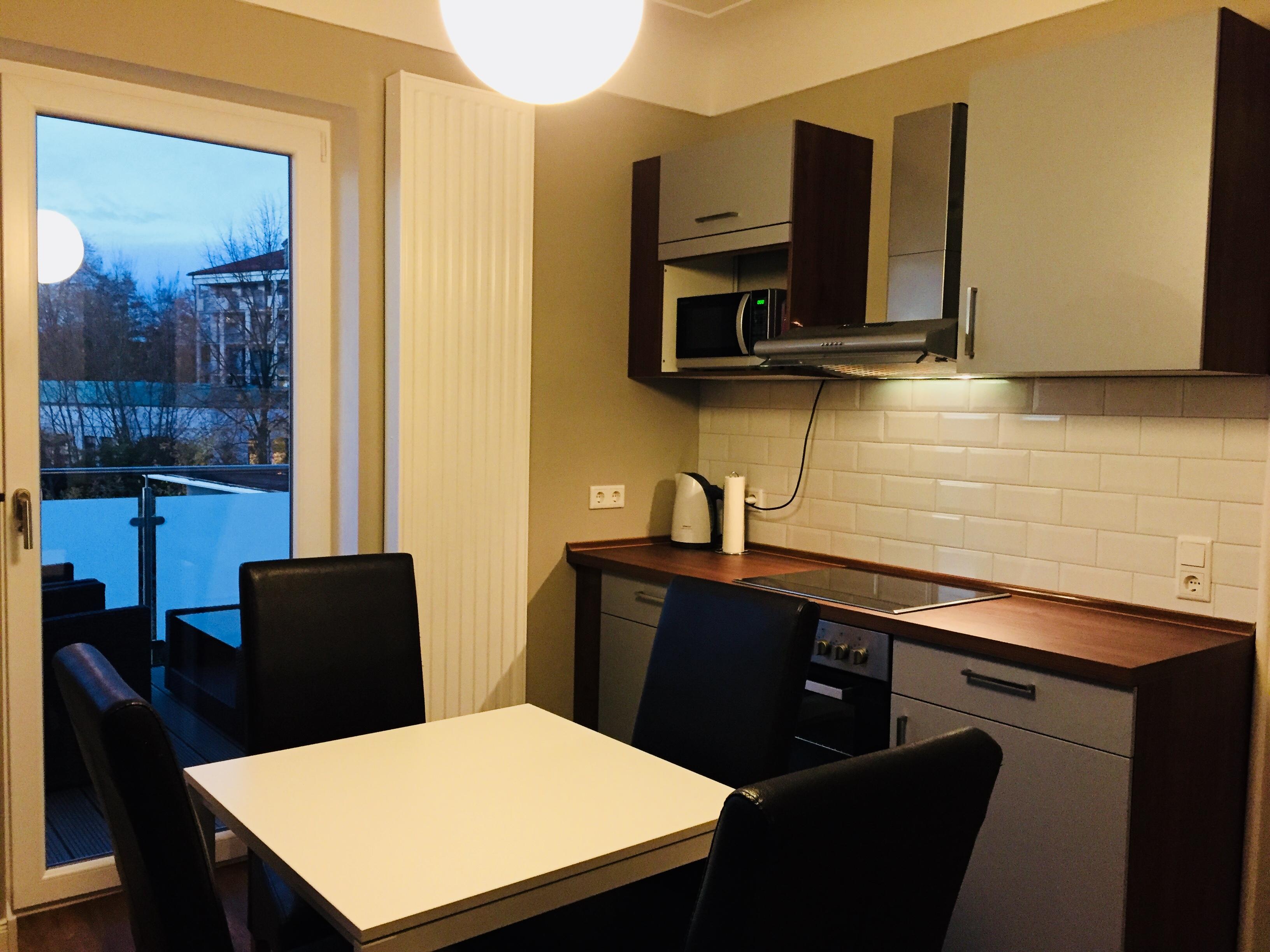 Holiday apartment Villa P18 (Bad Liebenstein). Ferienwohnung mit 2 Schlafräumen, Küche, Dusche (2750623), Bad Liebenstein, Thuringian Forest, Thuringia, Germany, picture 7